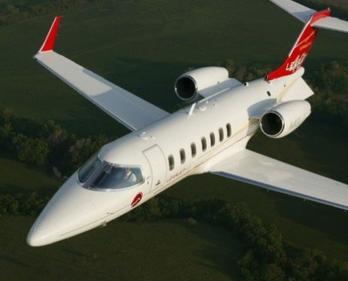 aviart learjet referencia kép